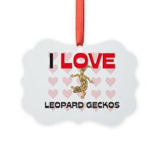 LEOPARD-GECKOS40201 Ornament