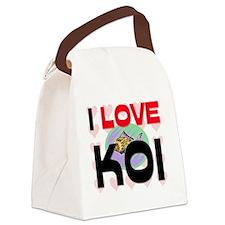 KOI2207 Canvas Lunch Bag