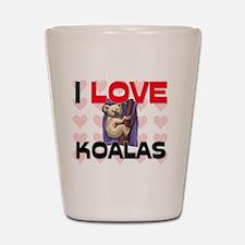KOALAS79208 Shot Glass