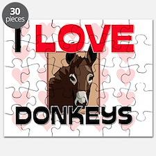 DONKEYS105295 Puzzle