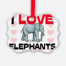 ELEPHANTS80286 Ornament