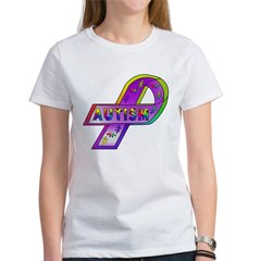 AUTISM Ribbon Women's T-Shirt