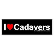 Cadavers Bumper Sticker