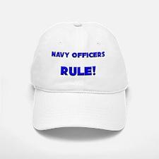 NAVY-OFFICERS61 Baseball Baseball Cap