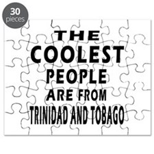 The Coolest Trinidad And Tobago Designs Puzzle