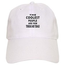 The Coolest Trinidad And Tobago Designs Baseball Cap