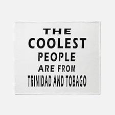 The Coolest Trinidad And Tobago Designs Throw Blan