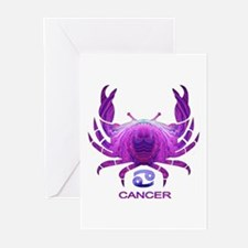 CANCER.png Greeting Cards (Pk of 10)