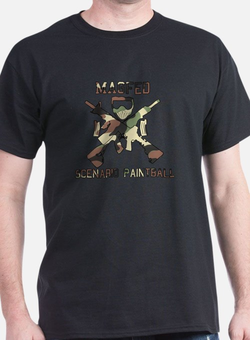 MAGED Scenario Paintball T-Shirt