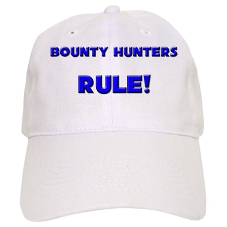 2-BOUNTY-HUNTERS94 Cap