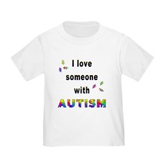 I Love Someone With Autism! T