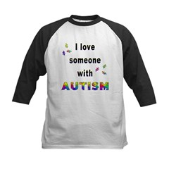 I Love Someone With Autism! Tee