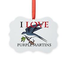 PURPLE-MARTINS16113 Ornament