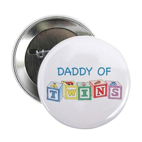 Daddy of Twins Blocks Button