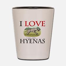 HYENAS109226 Shot Glass