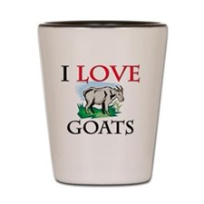 GOATS128258 Shot Glass