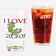GECKOS122267 Drinking Glass
