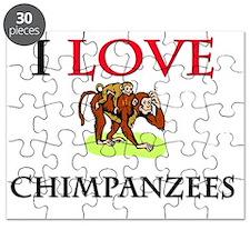 CHIMPANZEES5335 Puzzle