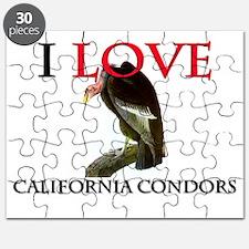CALIFORNIA-CONDORS120355 Puzzle