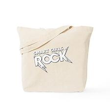 SMART GIRLS ROCK Tote Bag