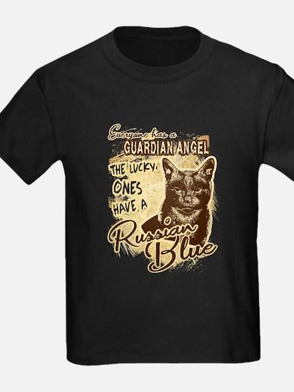 Russian Blue Cat Shirt T-Shirt