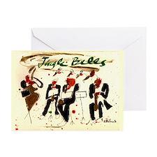 Jingle Bells Greeting Cards (Pk of 10)