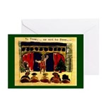 To Tree or Not to Tree Greeting Cards (Pk of 10)