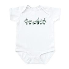 Xander Infant Bodysuit