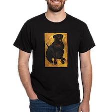 Big Black Lab T-Shirt