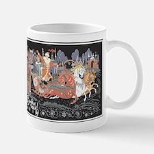 Russian Troika Ceramic Mug