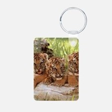 Tiger Cubs Keychains