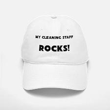 Cleaning-Staff75 Baseball Baseball Cap