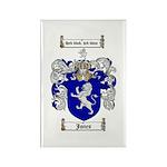Jones Coat of Arms / Family Crest Rectangle Magnet