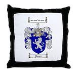 Jones Coat of Arms / Family Crest Throw Pillow