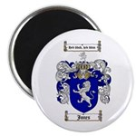 Jones Coat of Arms / Family Crest Magnet