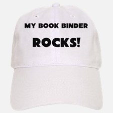 Book-Binder37 Baseball Baseball Cap