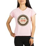 Class of 2018 Vintage Performance Dry T-Shirt