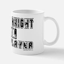Shadow Knight XXL Distressed Mug
