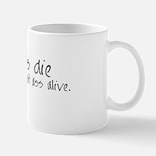 Animals die Mug