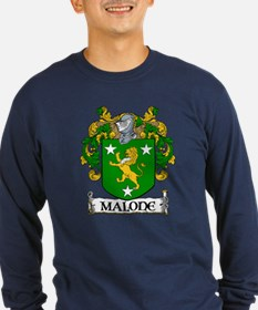 Malone Coat of Arms T