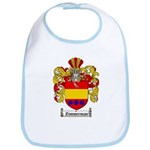 Zimmerman Coat of Arms Crest Bib