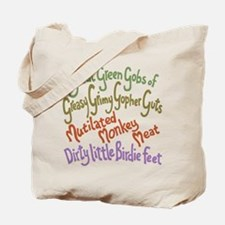 Great Green Gobs Tote Bag