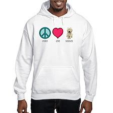 Peace Love & Doodles Hoodie