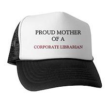 CORPORATE-LIBRARIAN5 Trucker Hat