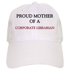 CORPORATE-LIBRARIAN5 Baseball Cap