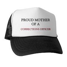 CORRECTIONS-OFFICER30 Trucker Hat