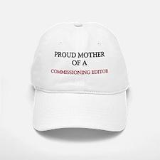 COMMISSIONING-EDITOR13 Baseball Baseball Cap