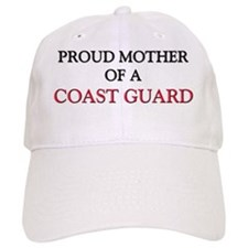COAST-GUARD143 Baseball Cap