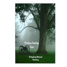 Gettysburg Natl Cemetery Postcards (Package of 8)