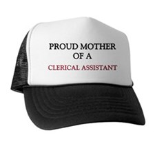 CLERICAL-ASSISTANT116 Trucker Hat